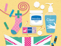 Holiday Essentials - Sainsbury's Bank 'Money Matters' magazine