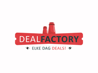 Deal factory Logo