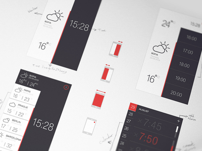 Download Weather and Time 2 PSD