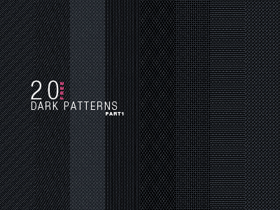 Download 20 Dark Patterns