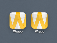 Wrapp iOS Icon Tweak