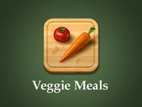 Veggie Meals app icon