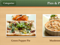 Pies & Pizzas Category