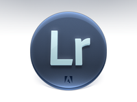 Lightroom CS6 Circular Icon