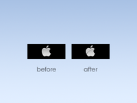 OMB Apple Menu Icon