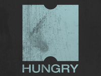 Hungry logo prototype