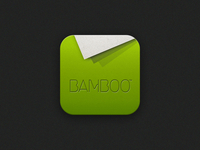 Bamboo Loop Icon
