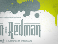 Method Man and Redman poster sneak peek