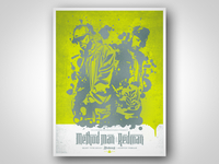 Method Man and Redman poster