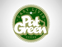 Pat Green merch designs