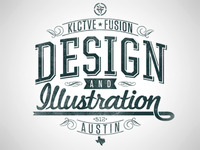 KLCTVEfusion Design and Illustration promo