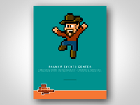 SXSW Interactive Game Development poster