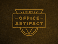 TP - Office Artifact Seal
