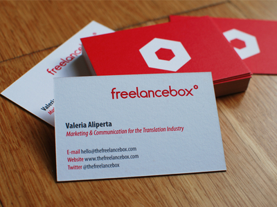 The Freelance Box - Art Direction & Identity