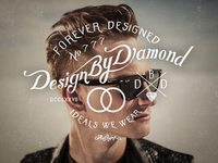 Design By Diamond Script