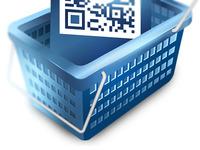 Basket QR Wrapper