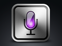 Siri like icon app better inner radius