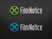 FilmNotice - Logo Colorways