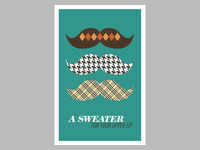 Sweater Stache - Complete