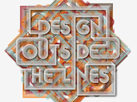 Design Outside The Lines Type