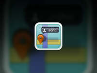friendfinder app icon - client