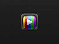 Telly iOS app icon