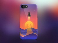 Personal iPhone 5 Case Design