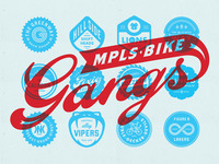MPLS Bike Gangs: Final Art