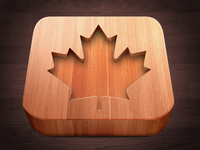 Canada National Park iOS icon