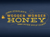 Wooden Wonder Honey