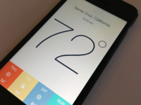 Kelvin Weather App for iPhone - 2.0