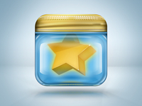 Star in a jar