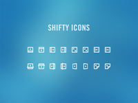 Shifty Icons