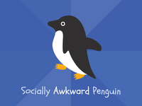 I'm socially awkward!