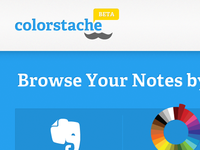 Colorstache Beta