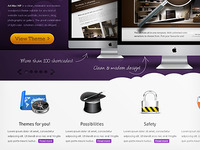 Website - Invent Themes