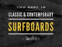 Harbour Surfboards Tagline