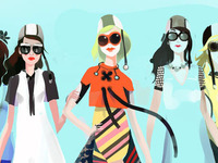 Fashion Week Illustrée 3 - Fashion Speed