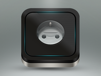 Power Socket / iPhone Icon