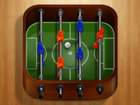 Football Table iPhone Icon