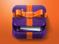 Wrappit iOS Icon