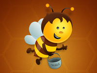 iBee Coming Soon Page