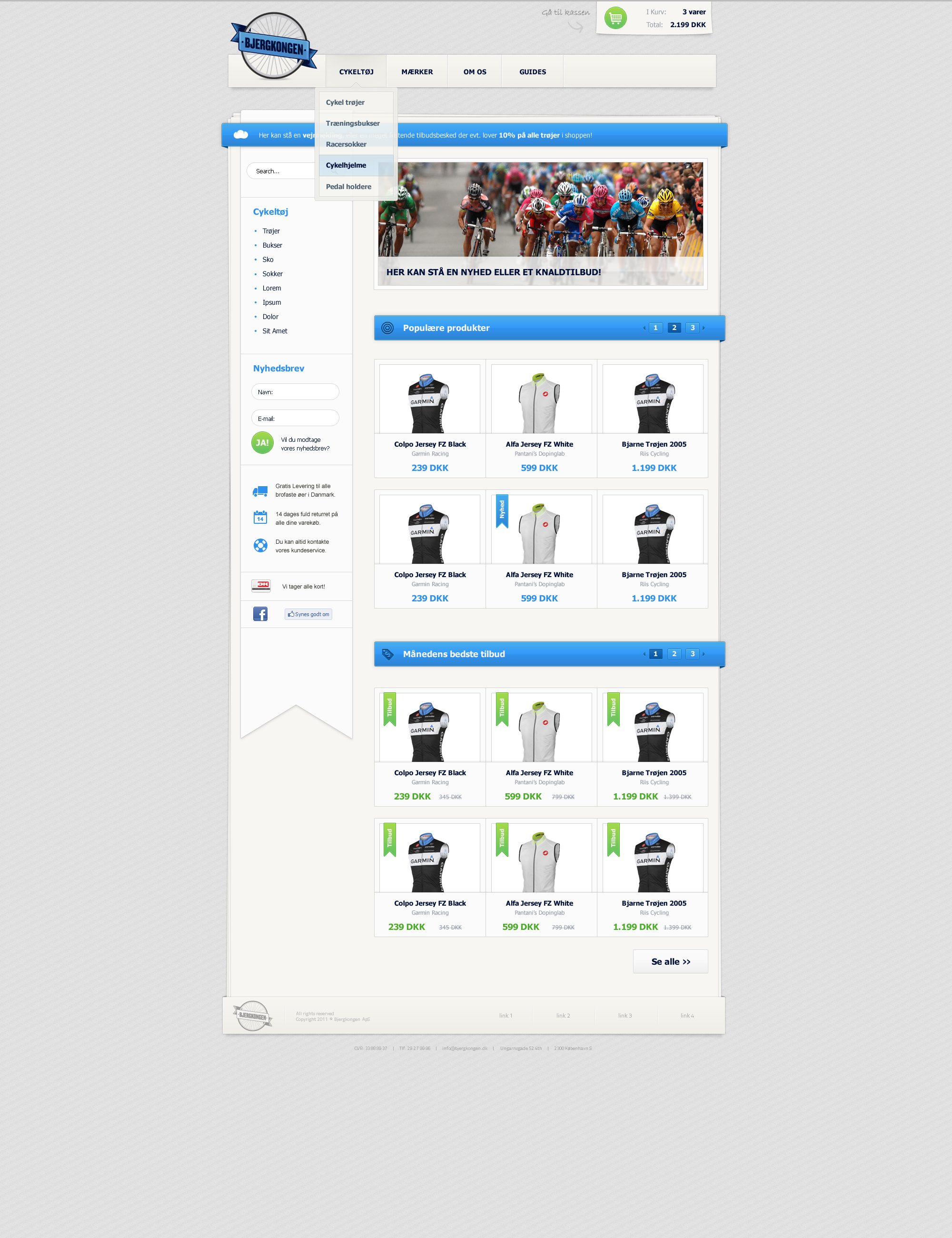Webshop_early_stage