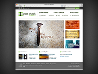 Grace Church Website