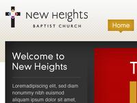 New Heights Website