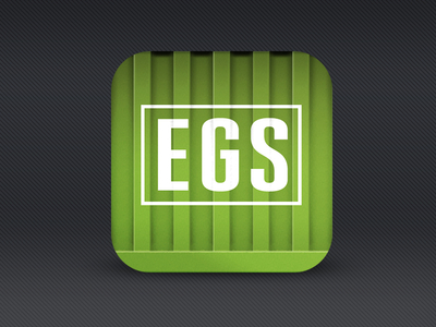 E_GATE proposed App Icon