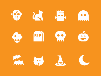 Download Halloween Icons