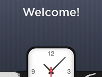 World Clock [3] — The Welcome*.
