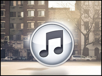 iTunes 11 Replacement Icon [Update]