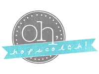 Oh, Hopscotch! badge logo